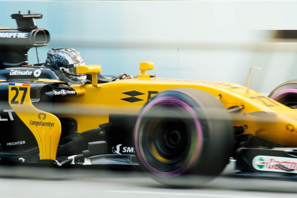 Odds på Formula 1